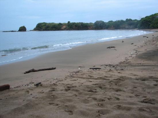 Pedasi, Panama: Panama Beach.