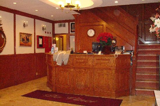 Da Vinci Hotel: Lobby