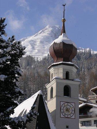 Davos, church