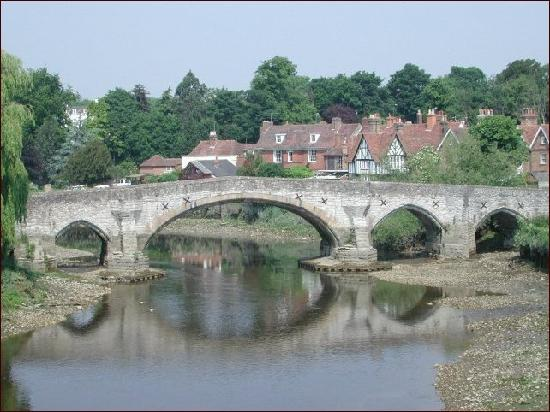 Aylesford Village Near Maidstone Uk Picture Of