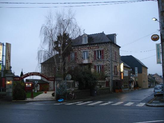 Pontorson, Frankrig: Hotel Vauban