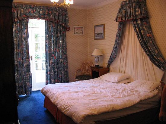 Sibbet House: The Main Bedroom w/ Garden Access