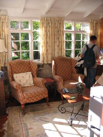 Sibbet House: Living/Sun Room
