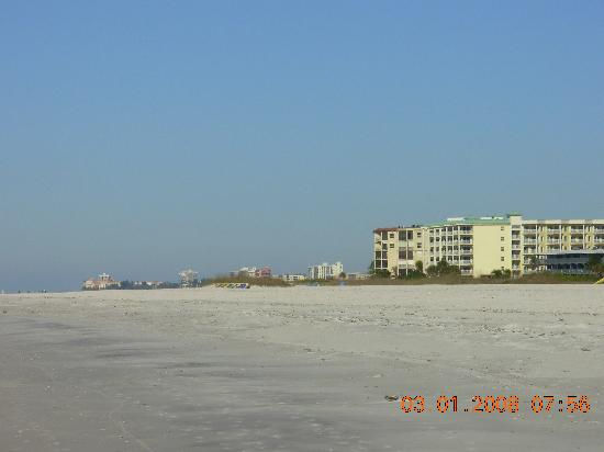 hotel from the public beach treasure island picture of sunset rh tripadvisor ie