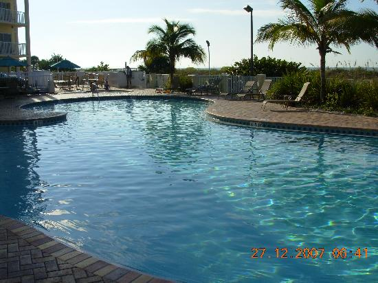 a shot of the great adult pool picture of sunset vistas beachfront rh tripadvisor com