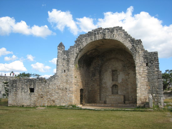 Dzibilchaltun Ruins: Church