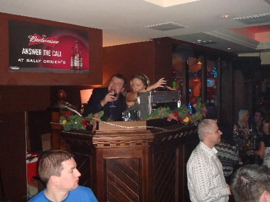 Arklow, Irland: new years eve 08