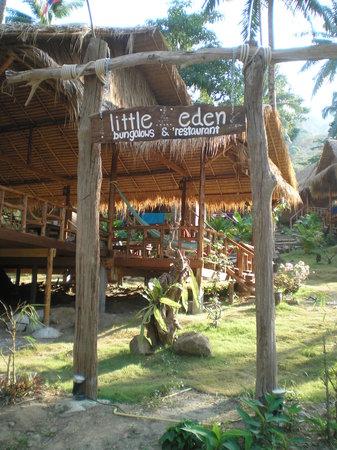 Little Eden Bungalows & Restaurant: Little Eden Bungalows in Koh Chang