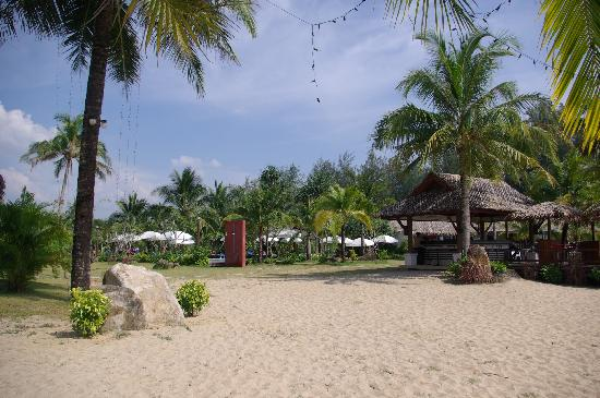 The Kib Resort & Spa: Hotel grounds