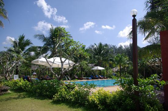 The Kib Resort & Spa: Swimming pool
