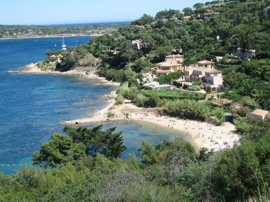 Saint-Tropez, Francja: lovely