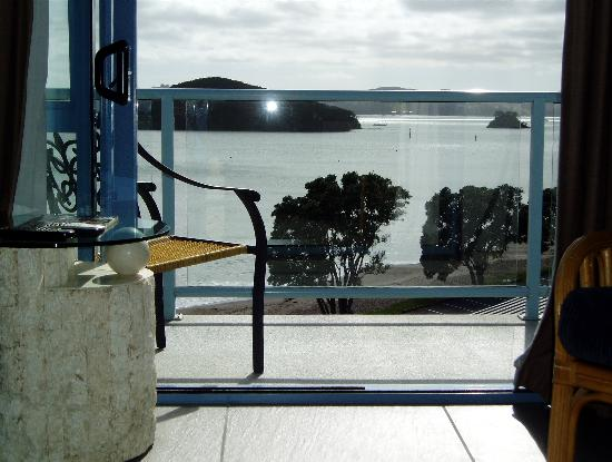 Blue Pacific Apartments Paihia : View from our apartment