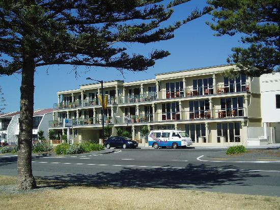 Pebble Beach Motor Inn: Pebble Beach Motel