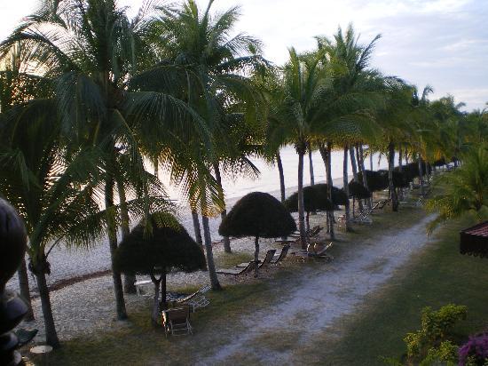 Meritus Pelangi Beach Resort & Spa, Langkawi: View from Balcany