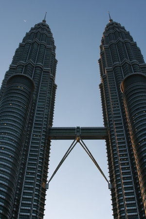 Куала-Лумпур, Малайзия: Petronas Towers
