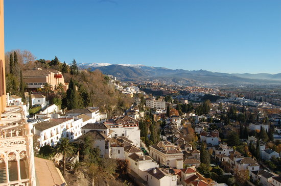 Hotel Alhambra Palace: Our View
