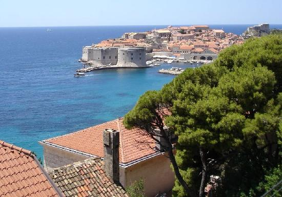 Dubrovnik Residence: View from the room
