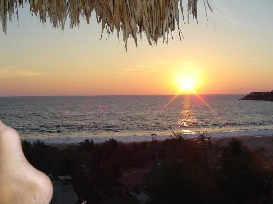 Hotel Buena Vista : sunset