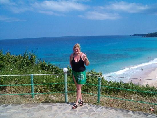 Hotel Playa Grande : Lisa