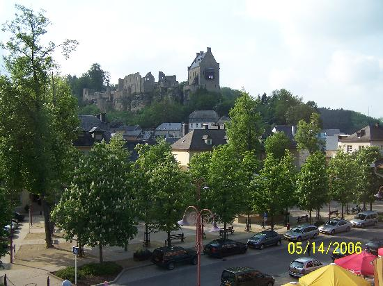 Grand Hotel de la Poste: View from my room