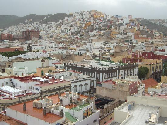 Las Palmas de Gran Canaria, İspanya: Las Palmas, Gran Canary, picture taken from the roof of the S.I. Catedral de Canarias