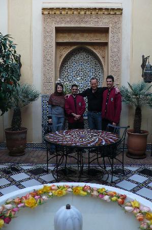 Riyad Al Moussika: 5 Sterne Freundlichkeit!!!