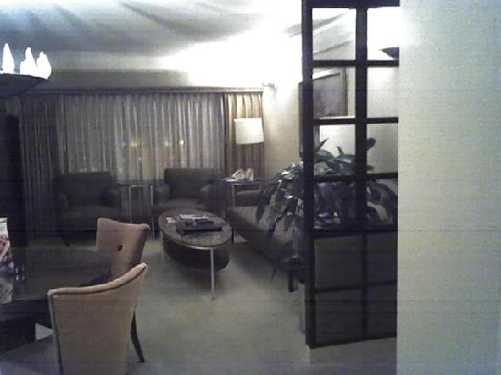 ballys 48th floor suite sitting room picture of bally s atlantic rh tripadvisor com