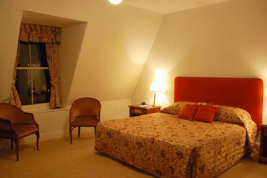 The Fowey Hotel: Room 302 view 2