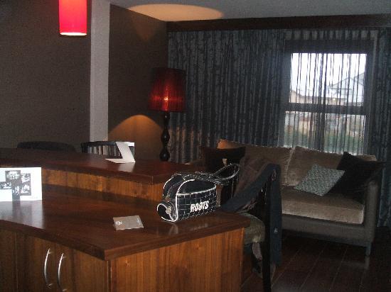 The Twelve Hotel: Sitting Area