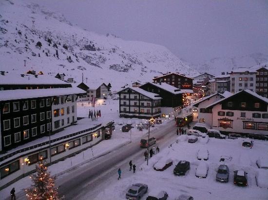 Alpenhotel Valluga: Merry Christmas