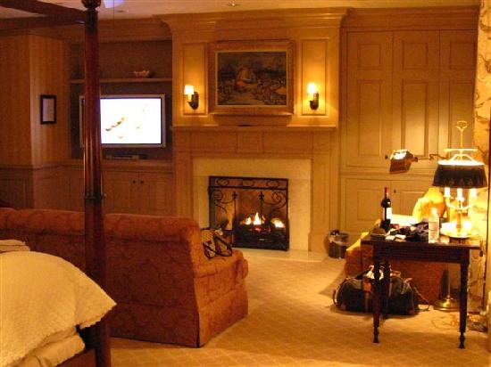 Old Edwards Inn and Spa : Spa Suite #24