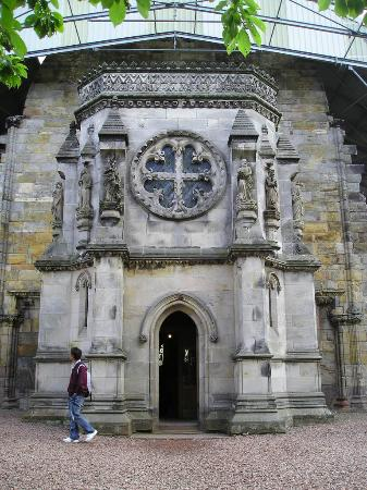 The Roslin Chapel