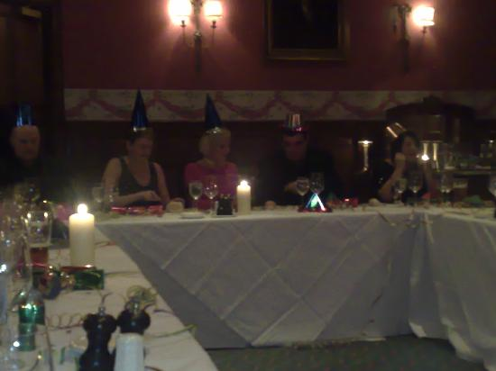 Wrea Head Hall: An excellent meal