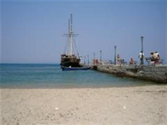 Diana Hotel : Beach
