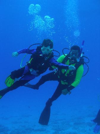 Del Mar Aquatics: Brandon's first boat dive