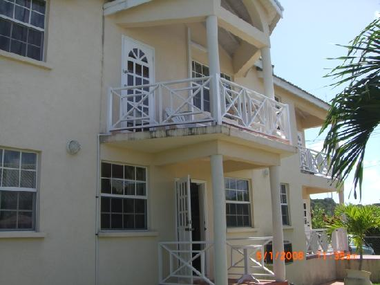 Best E Villas Prospect: villa no: 2 with upstairs balcony