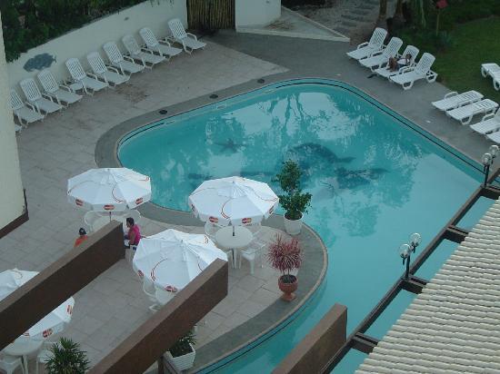 Hotel Torres da Cachoeira: pisina