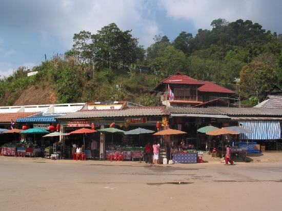 Doi Mae Salong: Mae Salong