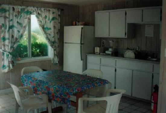 Hope Town Hideaways: Küche in Villa