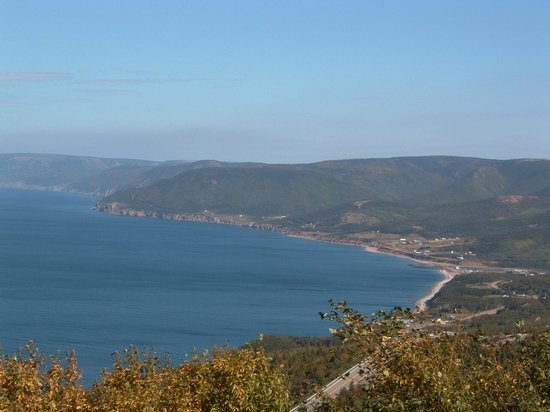 Cape Breton Island, Kanada: National Park