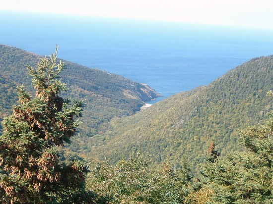 Cape Breton Adası, Kanada: National Park
