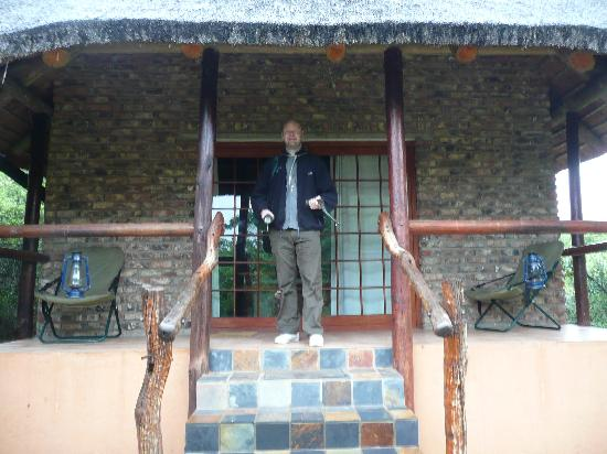 Schotia Safaris Private Game Reserve: The Impala hut
