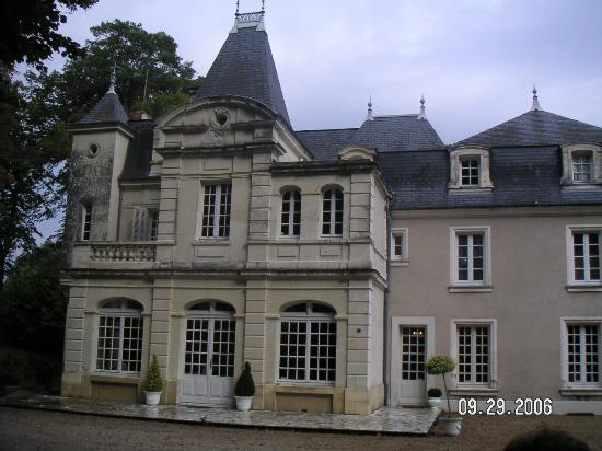 Château la Pasquerie : Chateau Front