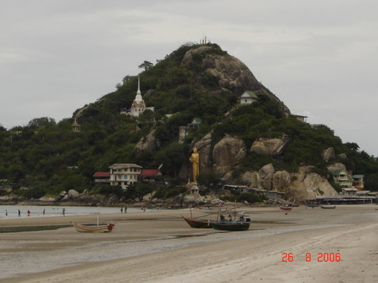 ‪Chopsticks Hill (Khao Takiab)‬
