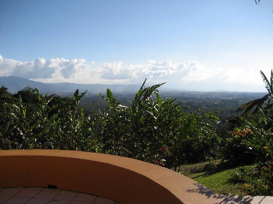 Xandari Resort & Spa: View from the sun deck