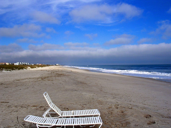 The Ritz-Carlton, Amelia Island: miles and miles of beach