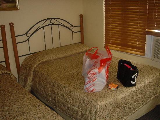 Hotel Villa del Sol: bed
