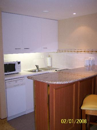 kitchen picture of millennium court budapest marriott executive rh tripadvisor com