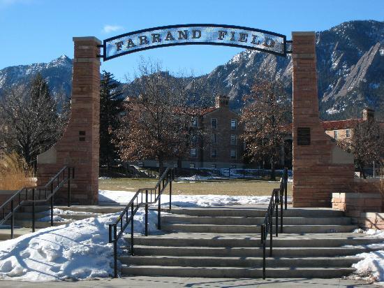 Boulder, Colorado: Farrand Field