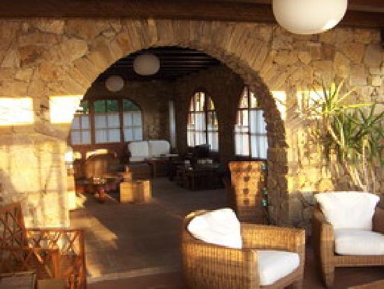 Hotel Restaurant Galena Mas Comangau: Restaurant